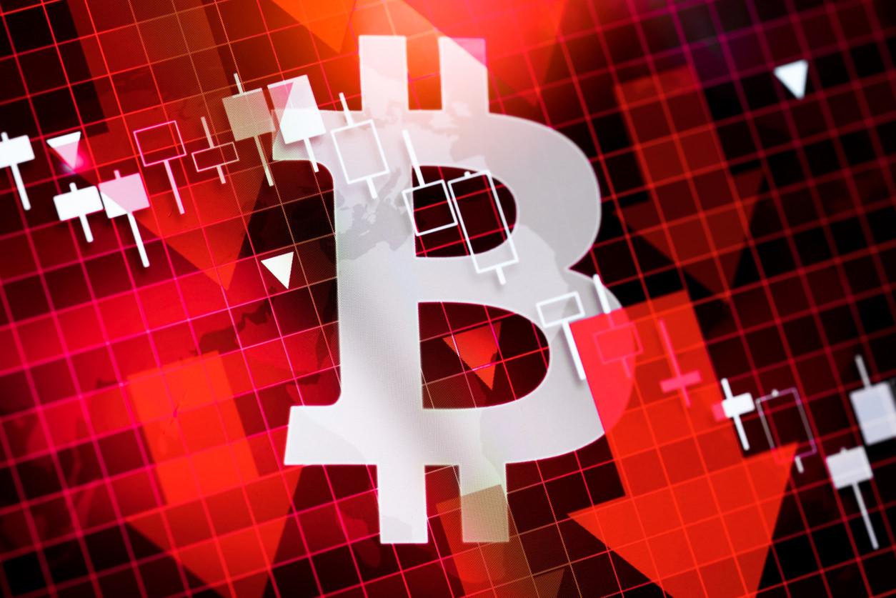 ビットコイン暴落原因は米国政府規制の懸念【買い増し後暴落⤵】